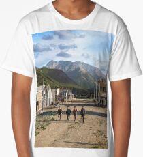 Eureka, Colorado ca 1900 Long T-Shirt