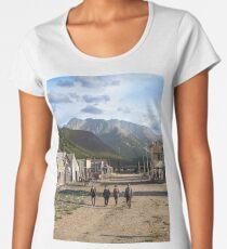 Eureka, Colorado ca 1900 Premium Scoop T-Shirt