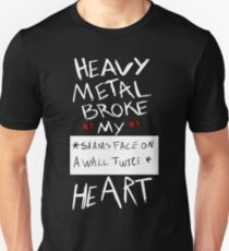Fall Out Boy Centuries - Heavy Metal Broke My Heart Unisex T-Shirt