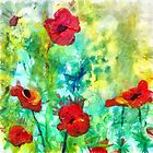 Poppy Light  by Claire Bull