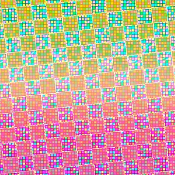 Disco pattern by Kiboune