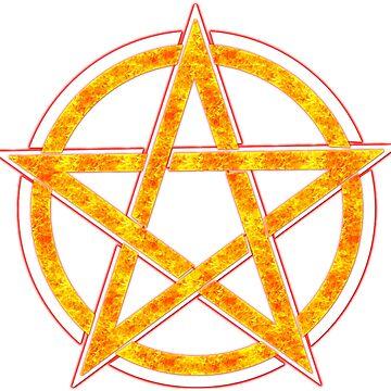 Pentagram by Kiboune
