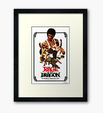 Rage of the Dragon Framed Print
