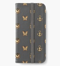 Bizarre Emblems iPhone Wallet/Case/Skin