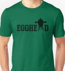 Big Green Egg Funny Dad BBQ Grilling Gift Unisex T-Shirt