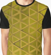 Golden triangles Graphic T-Shirt
