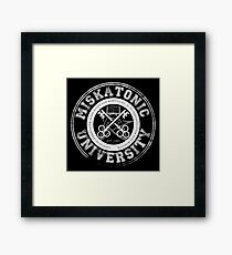 Miskatonic University Framed Print