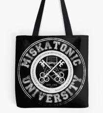 Université Miskatonic Tote bag