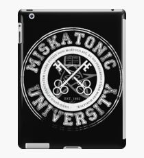 Miskatonic University iPad Case/Skin