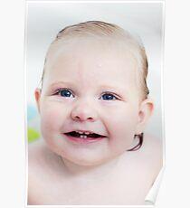 Precious girl Poster