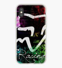 Fox Racing Poster iPhone Case