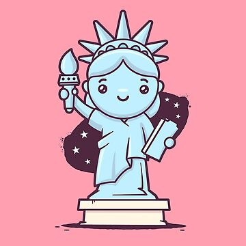 Cute Miss Liberty by zoljo