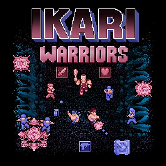 Warriors Ikari by likelikes