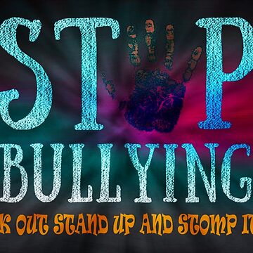 Stop Bullying by dawnmvd
