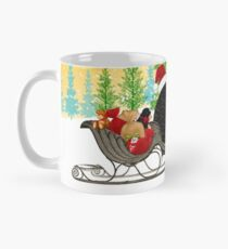 Newfoundland Dog Christmas! Mug