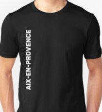 Aix-en-Provence T-Shirt Unisex T-Shirt