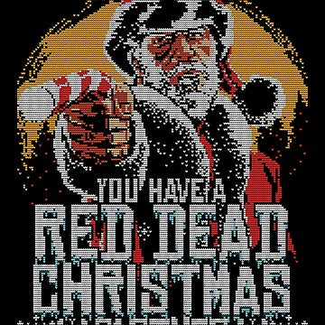 Red Dead Xmas by CoDdesigns