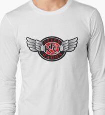 SPEEDWAGON LOGO OF REO BOTOL Long Sleeve T-Shirt