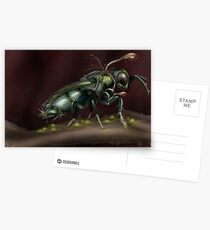 """Infested"" Postcards"