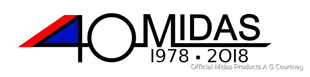Midas Cars 40th Anniversary Regalia by AGCourtney