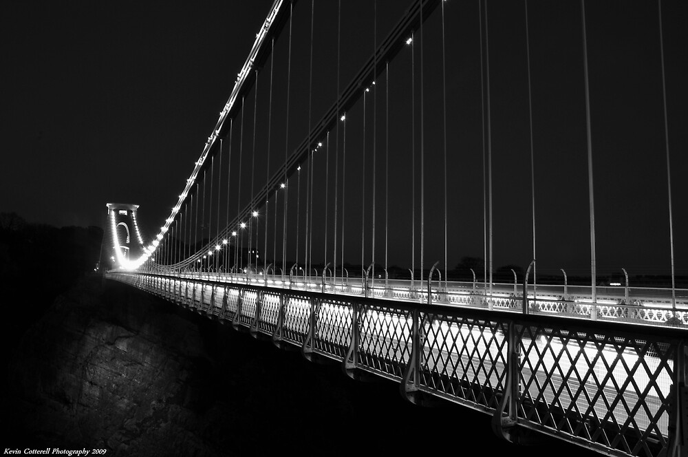 Tripping The Bridge Fantastic by Kevin Cotterell