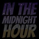 In the Midnight Hour by riffraffmakes