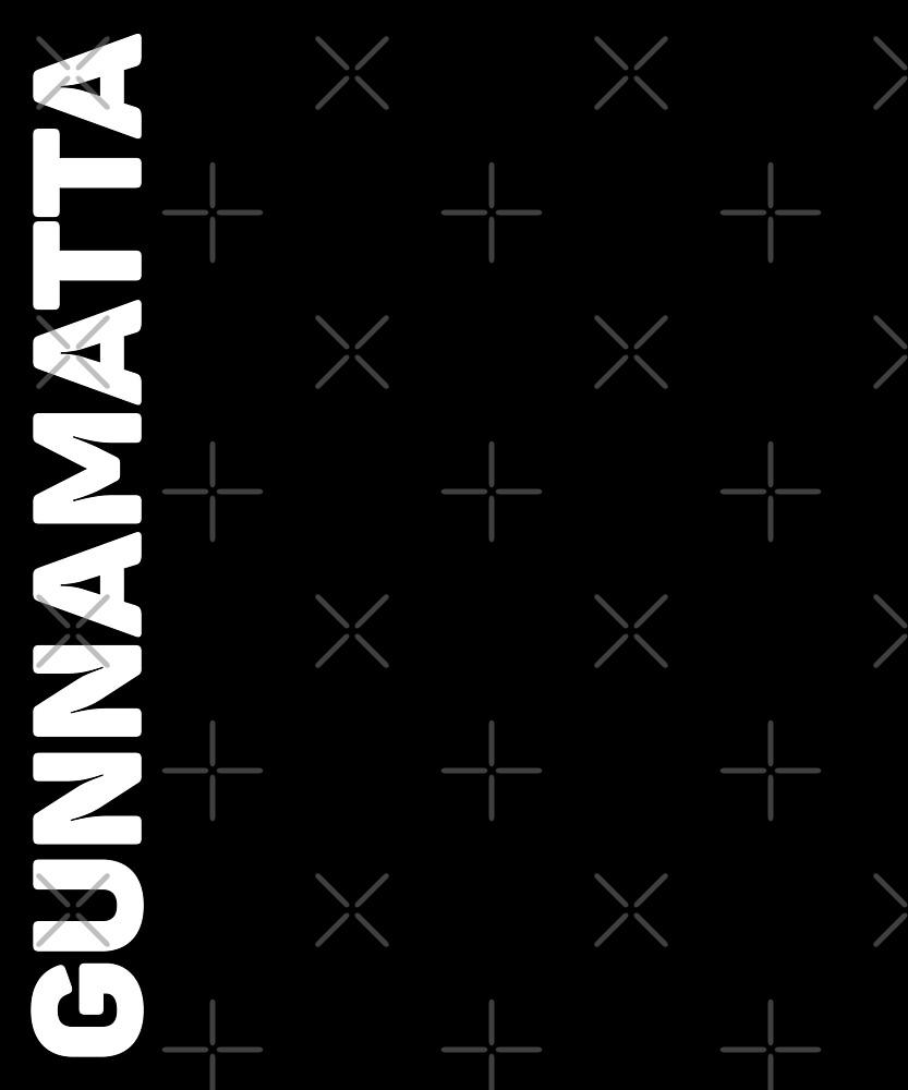 Gunnamatta T-Shirt by designkitsch