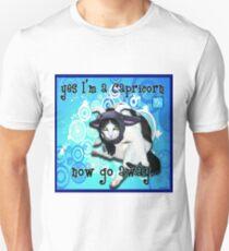 Checkers Capricorn Unisex T-Shirt