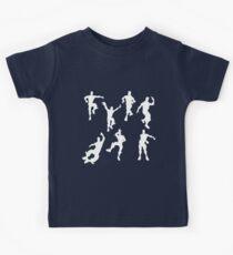 Camiseta para niños emotes