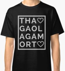 Tha Gaol Agam Or I Love You (Design Day 22) Classic T-Shirt
