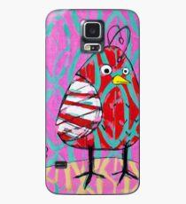 Gum Drop Bird Case/Skin for Samsung Galaxy