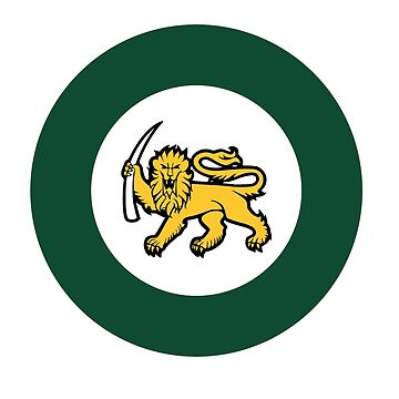 Roundel of the Rhodesian Air Force by CarterCooper