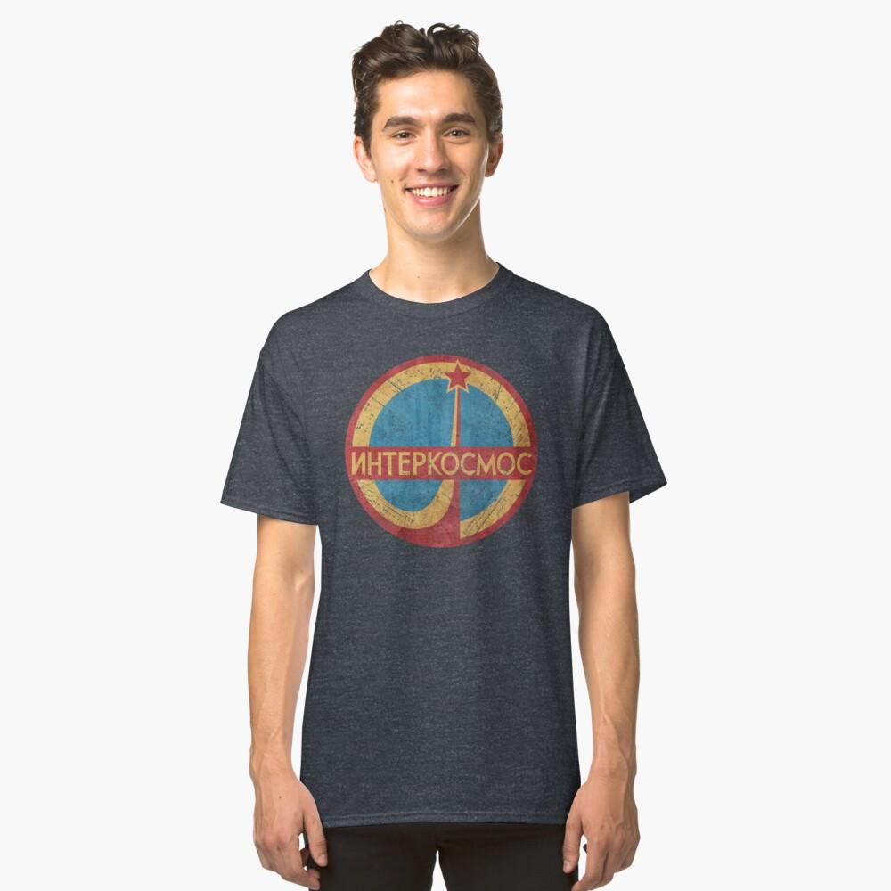CCCP Interkosmos Sunrise Classic T-Shirt