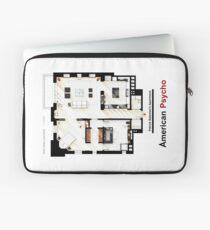 Floorplan of Patrick Bateman's apartment from AMERICAN PSYCHO Laptop Sleeve
