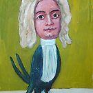 Handel bird by Diego Manuel Rodriguez