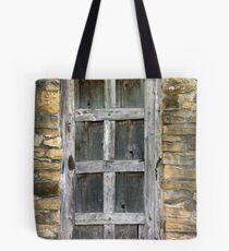 OLD DOOR Tote Bag