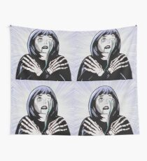 I Want Your Skull Wall Tapestry