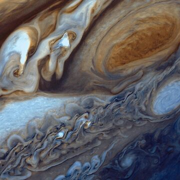 Jupiter Up Close by lurchmerch