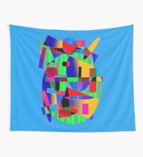 GEOMIX BUNT Wall Tapestry