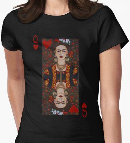 Frida,  Queen of Hearts II T-Shirt