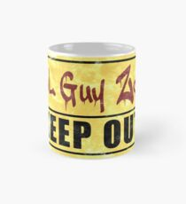 Cool Guy Zone  Mug