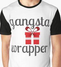 Gangsta Wrapper Graphic T-Shirt