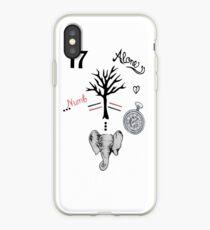 xxxtentacion tribute iPhone Case