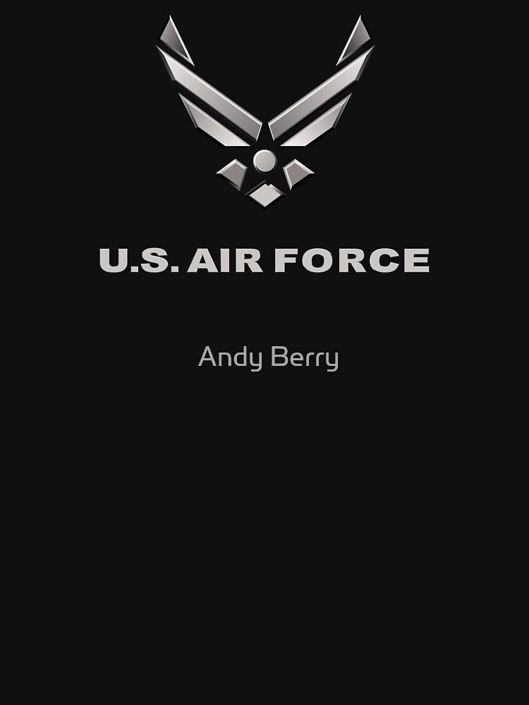 US Air Force by janjuc