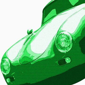 Porsche 356 by neroli