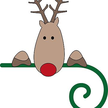 Rudolph by fun-tee-shirts