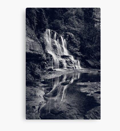 Katoomba Falls Canvas Print