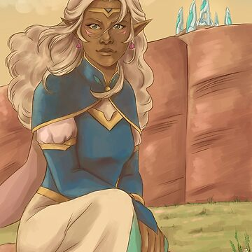 Princess Allura of Altea by whoisjade
