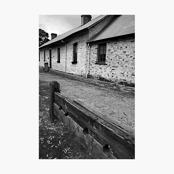 The Old Gaol - Albany Nikon D50 Photographic Print