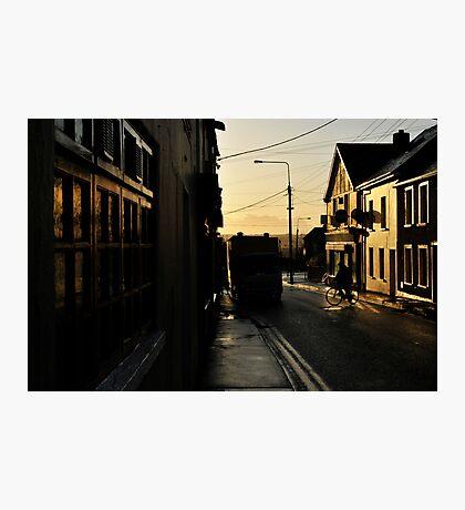 Wofle Tone Street Photographic Print